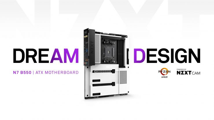 NZXT Intros Its First AMD Motherboard, The N7 B550, Featuring a Clean & Minimalistic Design For $229 US –