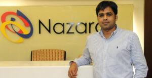 Nazara Makes Strong Debut On Stock Exchanges, Lists At 81% Premium