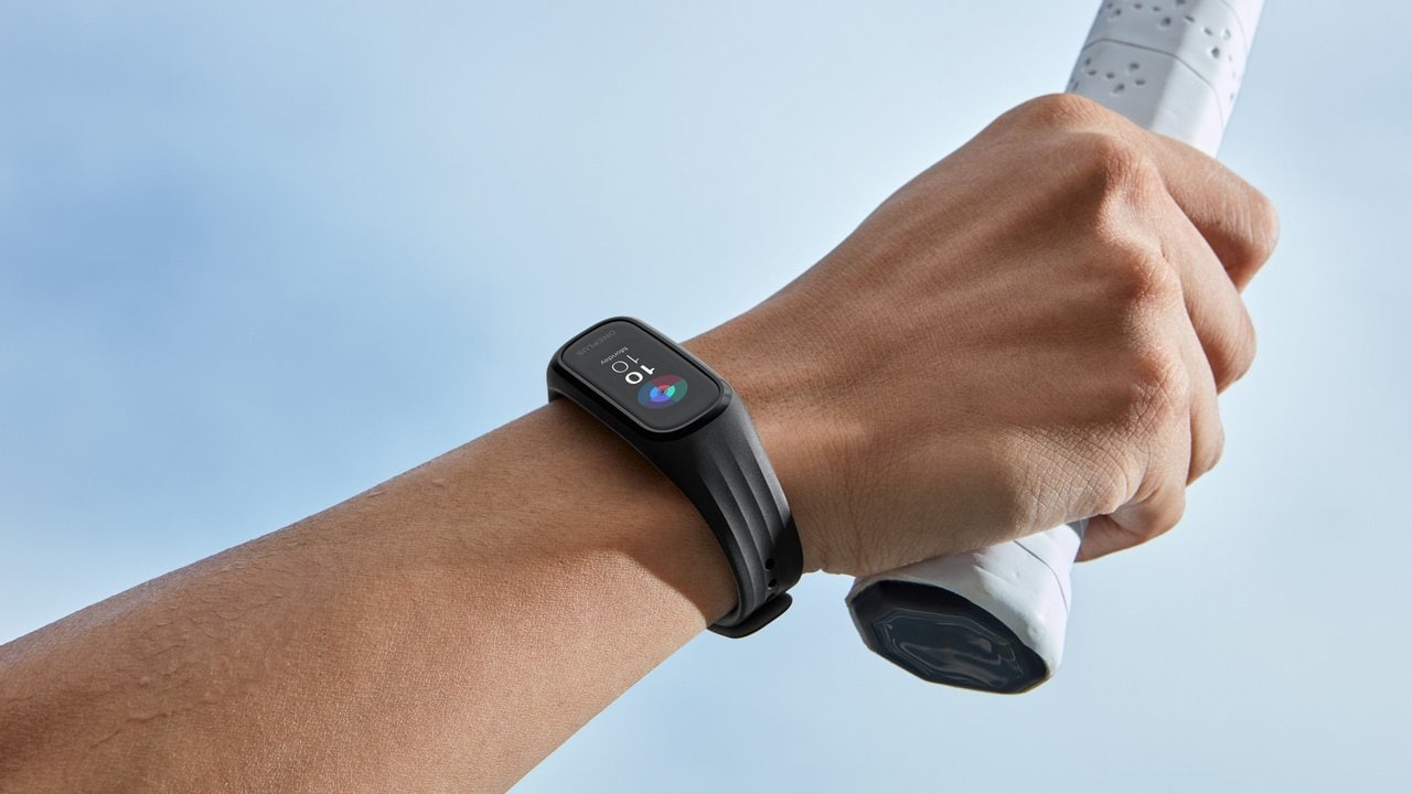 OnePlus Band data including steps count and heart rate can now be synced with Google Fit app: Report- Technology News, FP