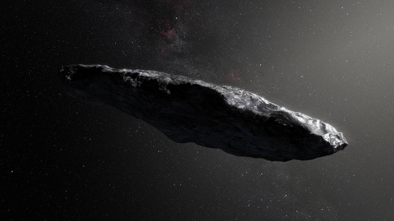 Interstellar visitor 'Oumuamua from Pluto-like planet outside the solar system, study claims- Technology News, FP