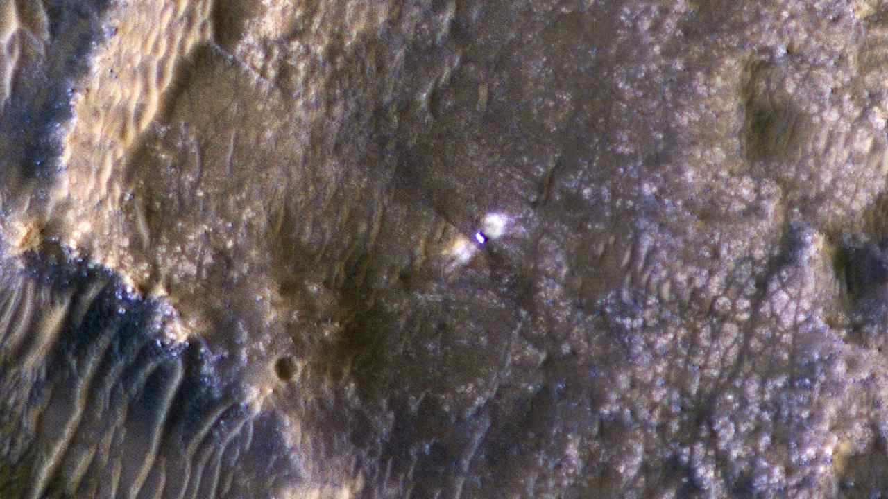 ESA's Trace Gas Orbiter, NASA's HiRISE catch stunning glimpses of Perseverance rover on Mars- Technology News, FP