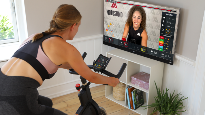 Motosumo scores $6M to spin up a challenge to Peloton – TechCrunch