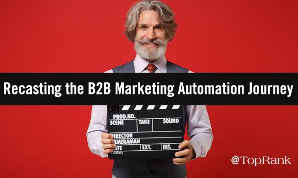 Demandbase's Jon Miller on Recasting the B2B Marketing Automation Journey #B2BMX –
