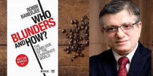 author Robin Banerjee explains why business storytelling must include failure lesso