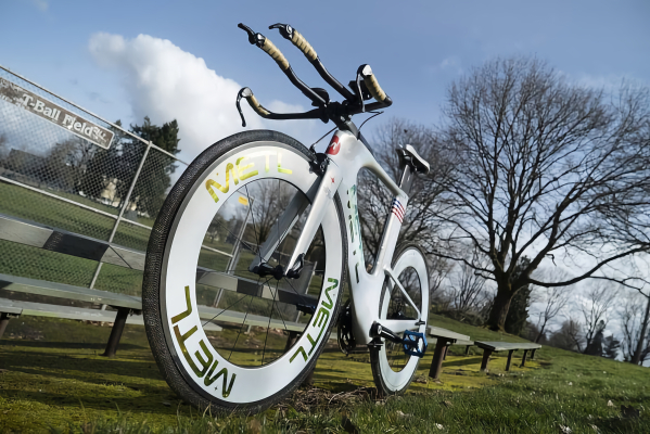 Startup founded by 'Survivor' champ debuts airless bike tires based on NASA rover tech – TechCrunch