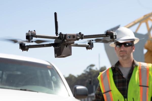 Autonomous drone maker Skydio raises $170M led by Andreessen Horowitz – TechCrunch