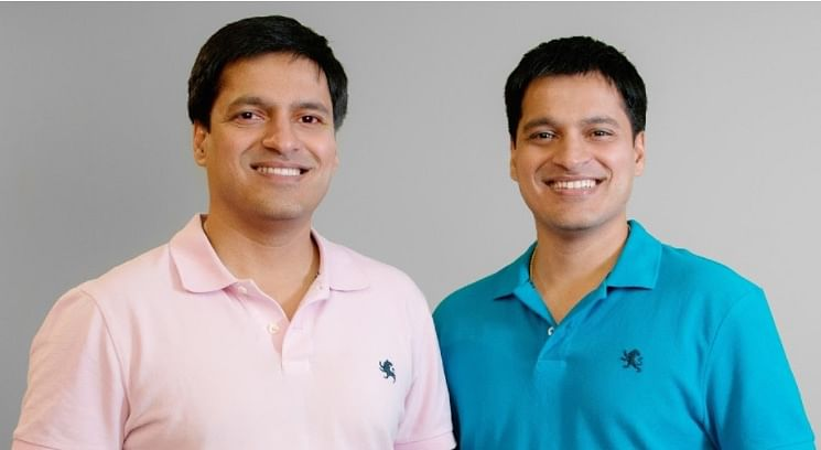 After their travel tech startup was acquired by Amex, these brothers chose to explore fintech