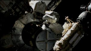 Astronauts take safety measures after exposure to toxic ammonia during spacewalk- Technology News, FP