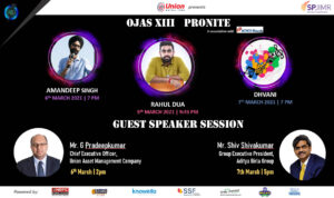 SPJIMR's Management Festival – OJAS is set to release