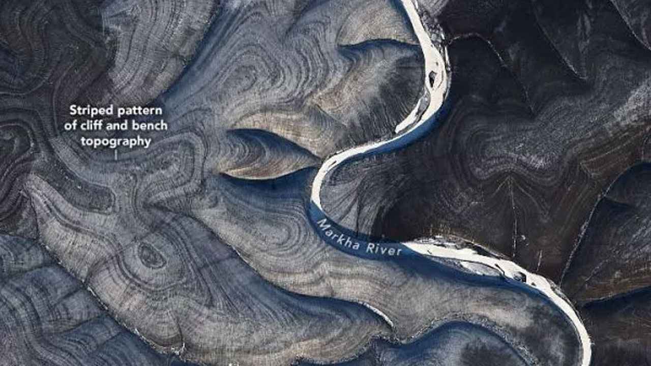 Strange ripples on swirling hills seen in Landsat-8 images leave NASA perplexed- Technology News, FP
