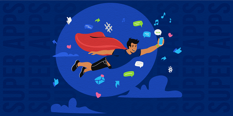 How India is becoming the land of rising Super Apps