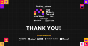 Thanking Our Partners For Making The Makers Summit 2021 A Success