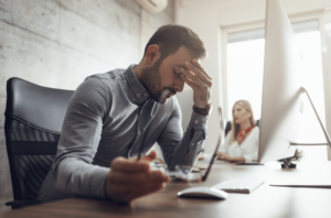 Buckling Under the Pressure? 5 Tips for Managing Stress at Work