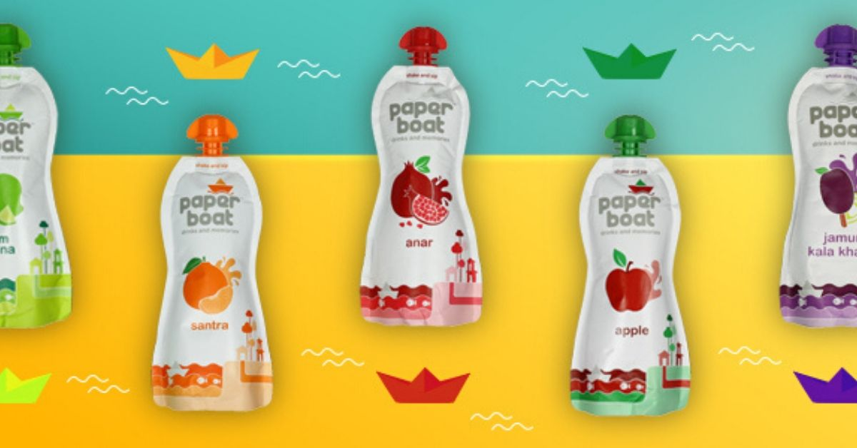 Paper Boat FY20 Losses Touch INR 100 Cr As It Bulked Up Its Product Lineup