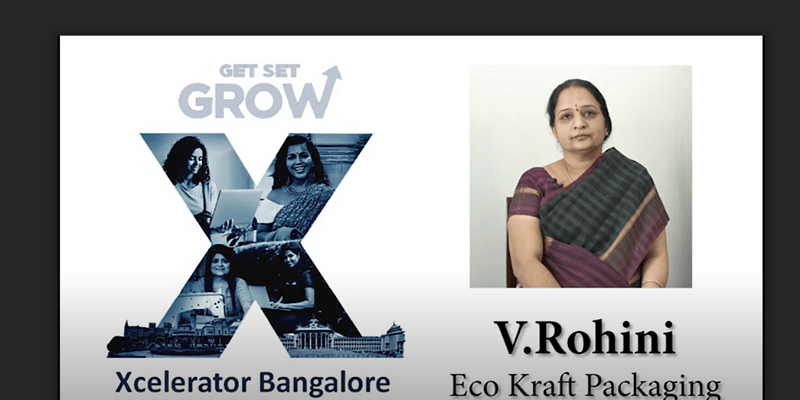 For Rohini Vijayan's paper bag brand Eco Kraft, third time's the charm