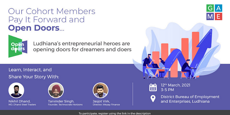Entrepreneurs of Ludhiana 'open doors to' share their journey of growth