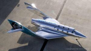 Virgin Galactic debuts its first third-generation spaceship, 'VSS Imagine' – TC