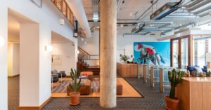 Shaken by the pandemic, but not stirred: The current state of co-working in Amsterdam