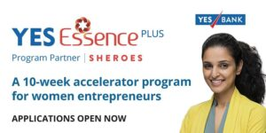 Say yes to entrepreneurship with YES Essence Plus