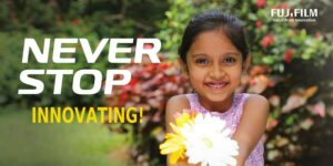 Fujifilm Unveils 'Never Stop Innovating for a Healthier World' Campaign