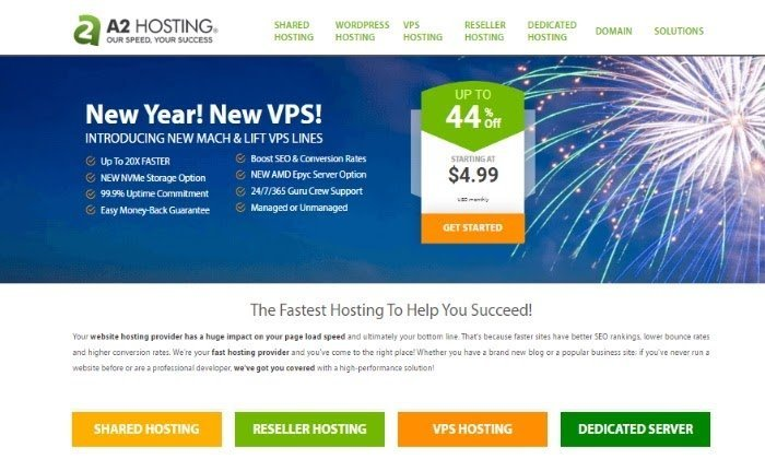 A2 Hosting Review – Crazy About Startups