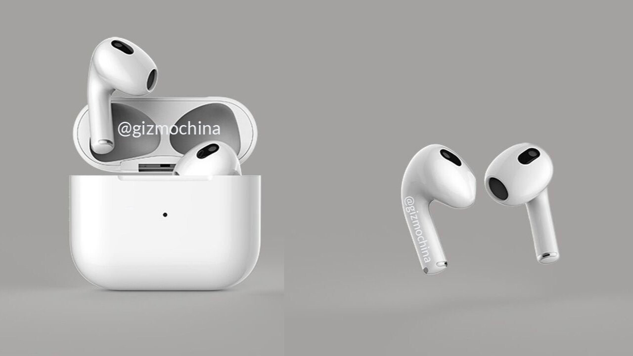 Apple AirPods 3 leak suggests shorter stem with changeable tips and more- Technology News, FP