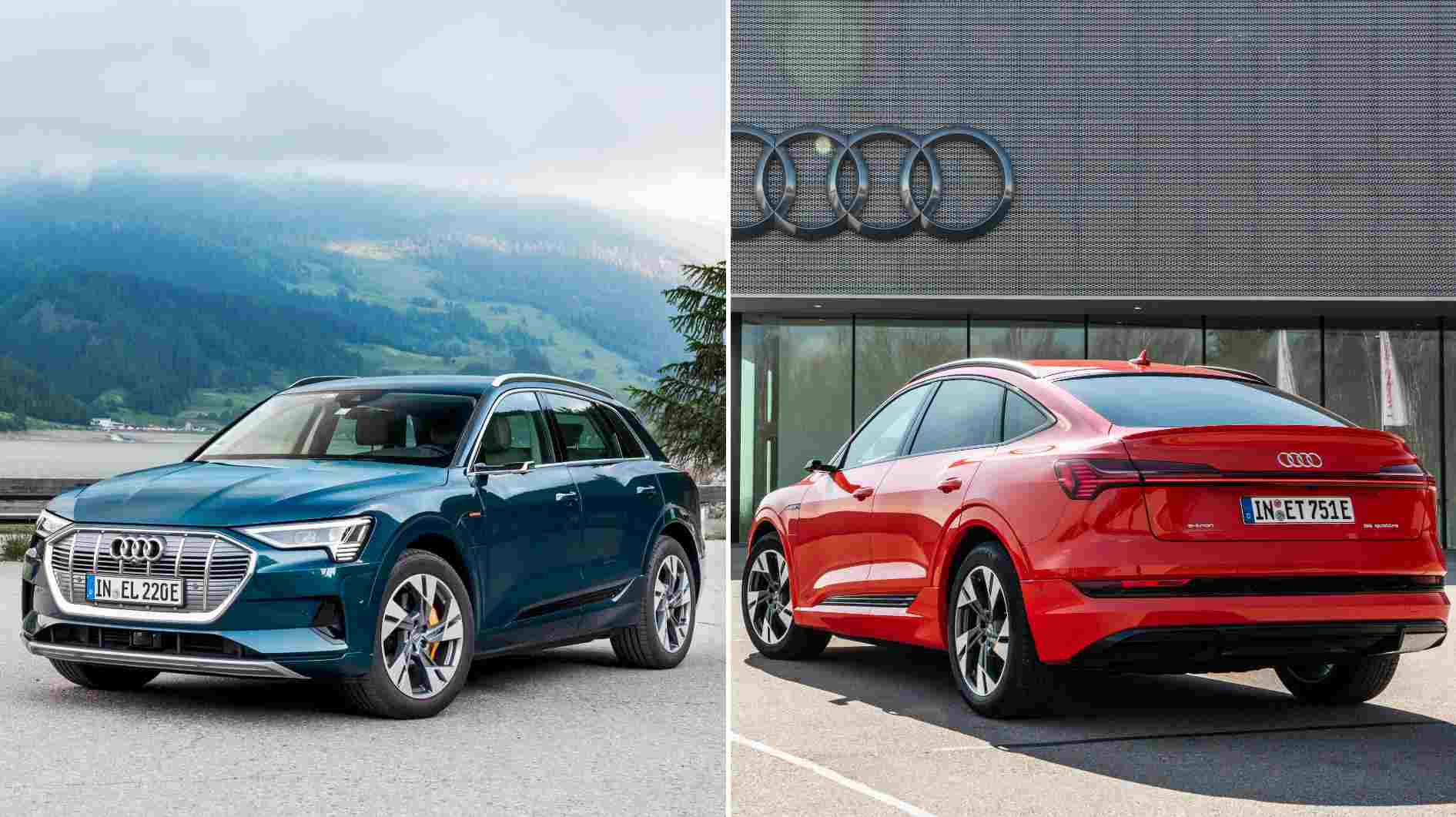 Audi e-tron, e-tron Sportback to be launched in India by mid-2021, more Audi EVs in the pipeline- Technology News, FP