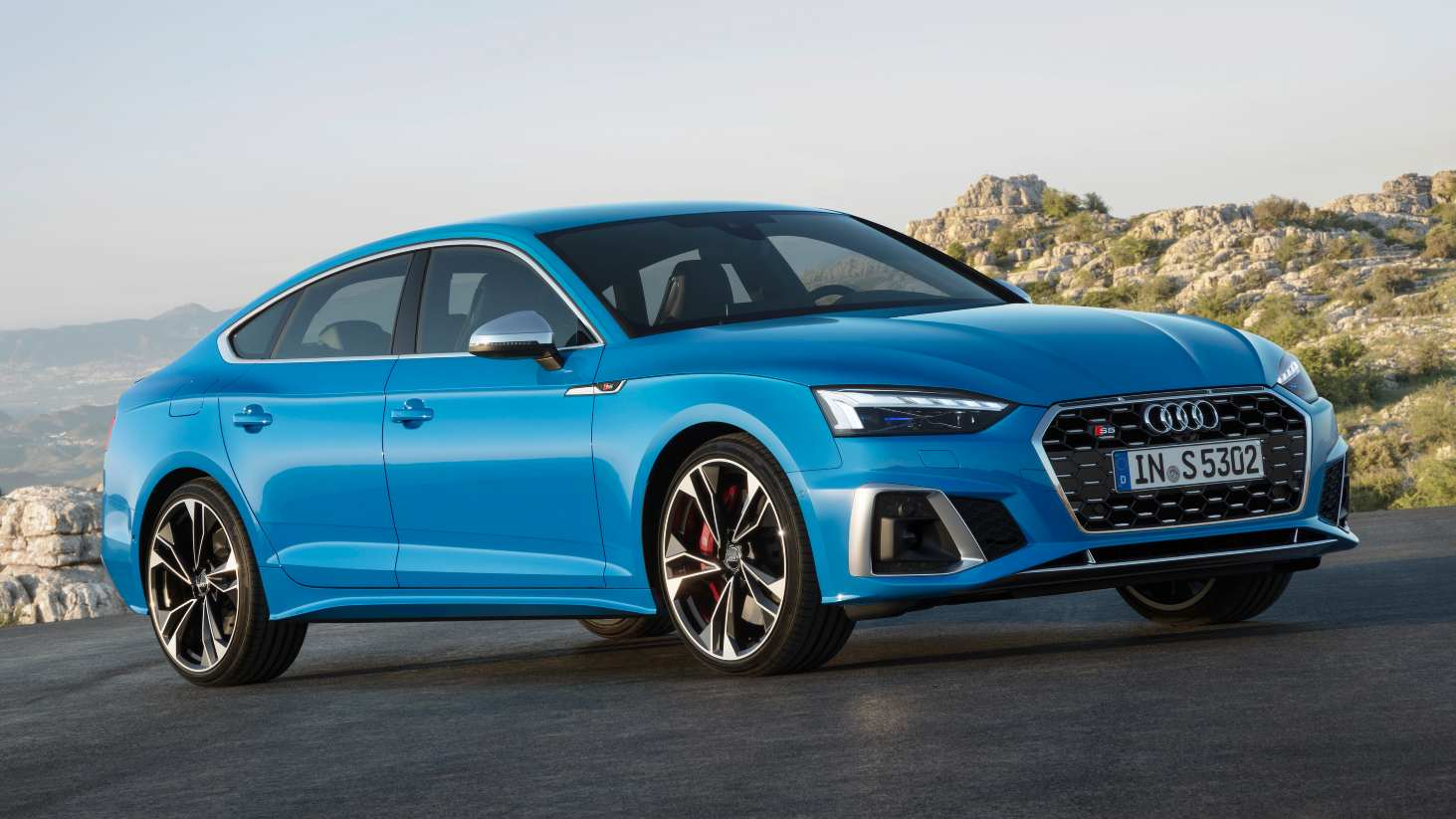 Audi S5 Sportback facelift to be launched in India on 22 March, gets 354 hp V6 petrol engine- Technology News, FP