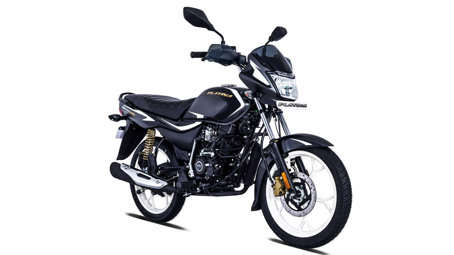 Bajaj Platina 110 ABS launched at Rs 65,926, first entry-level commuter to feature anti-lock brakes- Technology News, FP
