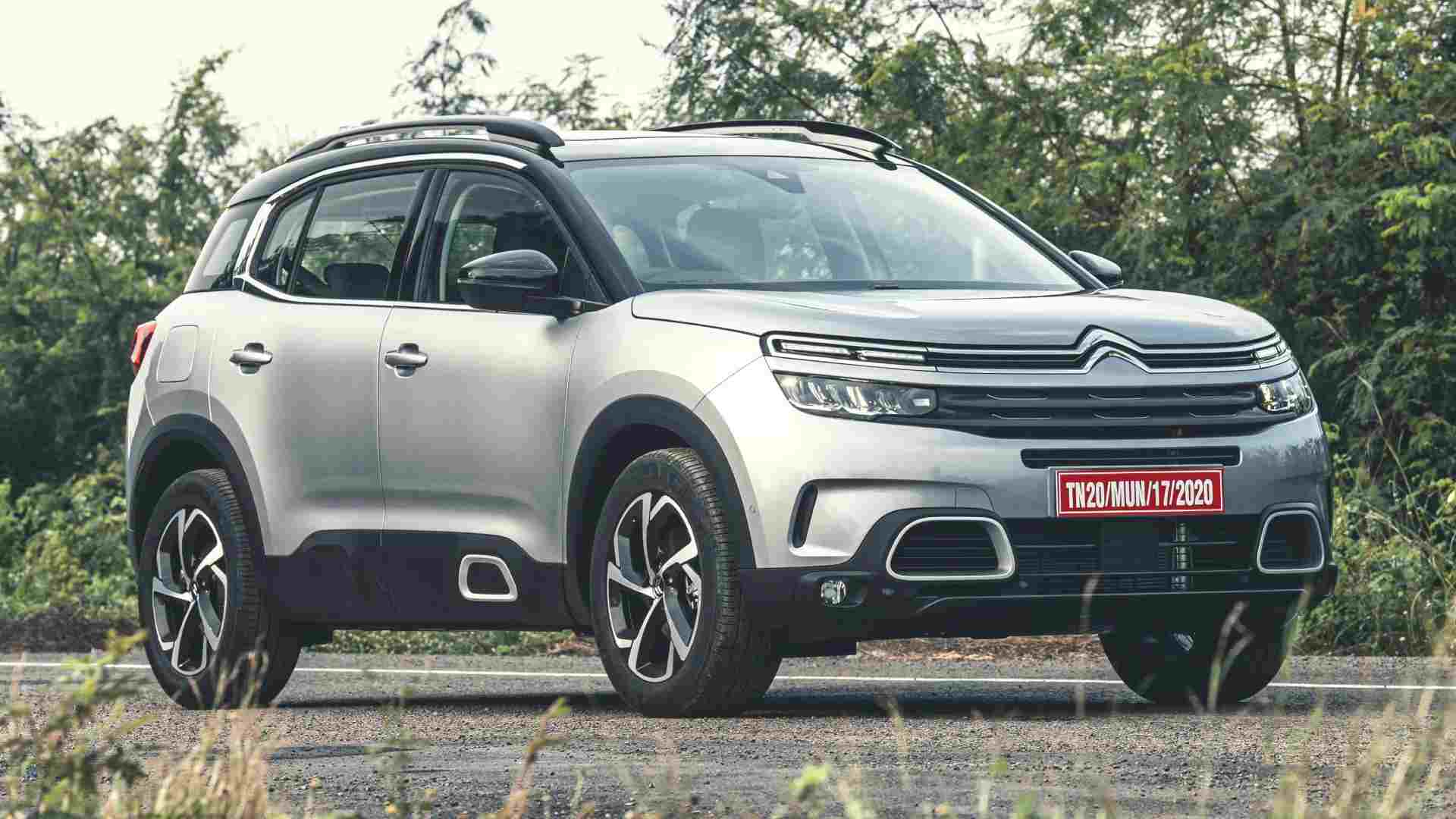 Citroen C5 Aircross India launch on 7 April, to be sold online and via 10 'La Maison' dealerships- Technology News, FP