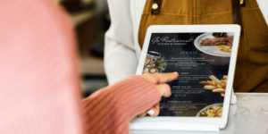How can technology help recover the pandemic-hit restaurant industry