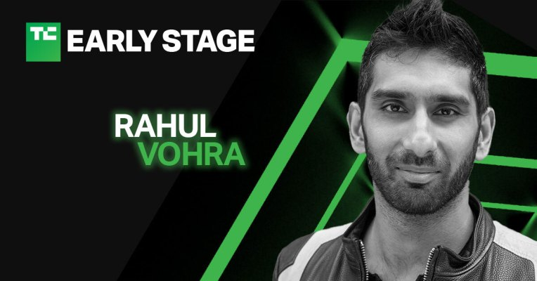 Superhuman CEO Rahul Vohra is coming to TechCrunch Early Stage in July – TechCrunch