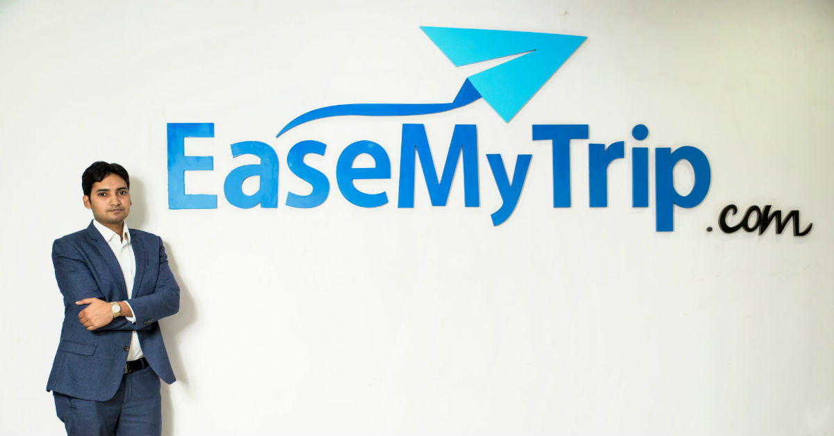 With 1.5 Cr Shares Offered, EaseMyTrip IPO Gets Bids For 240 Cr Shares