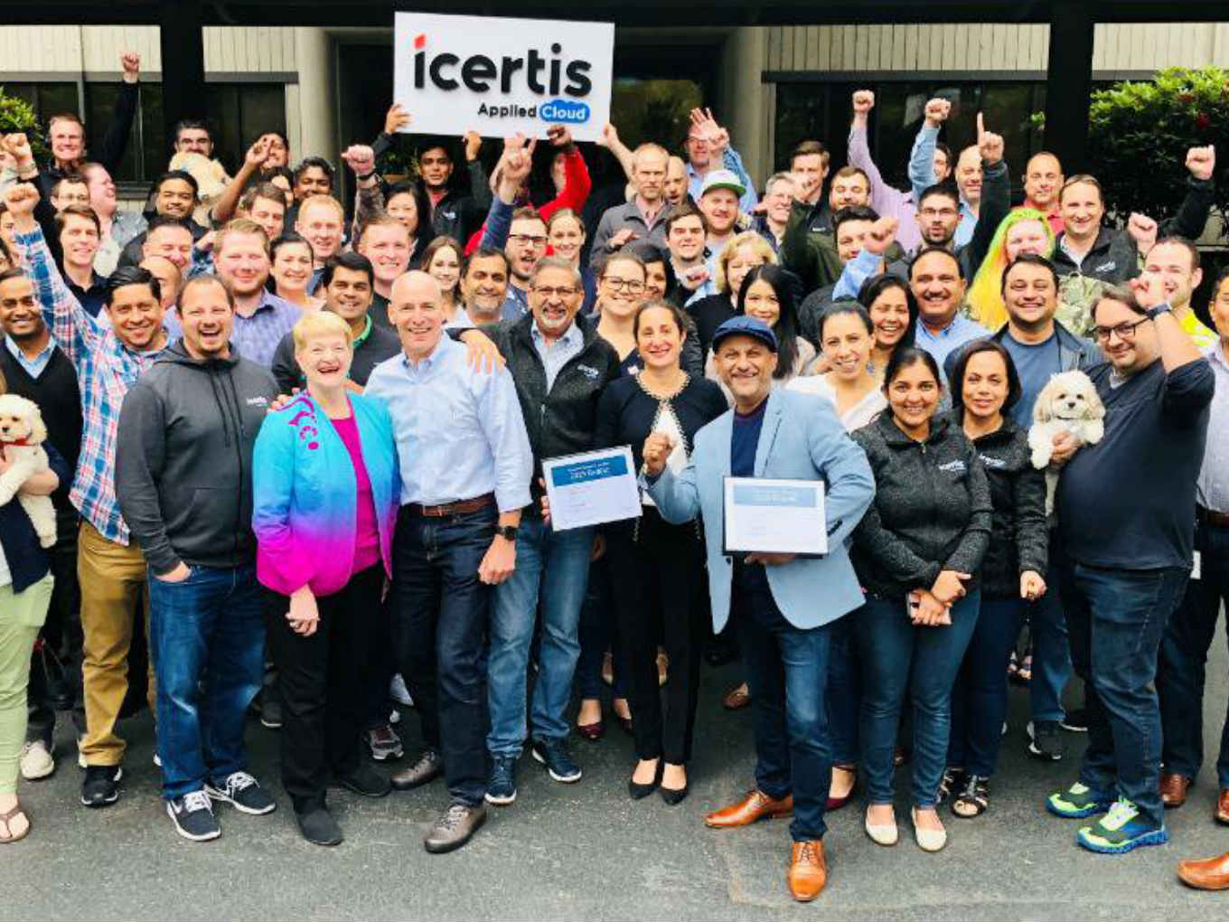 Icertis Valued At $2.8Bn After $80 Mn Series F Fundraise