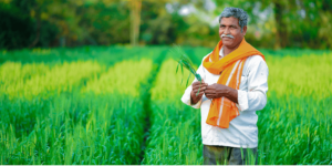 This ex-banker's agri-fintech startup has disbursed loans worth Rs 6,000 Cr to 4M farmers