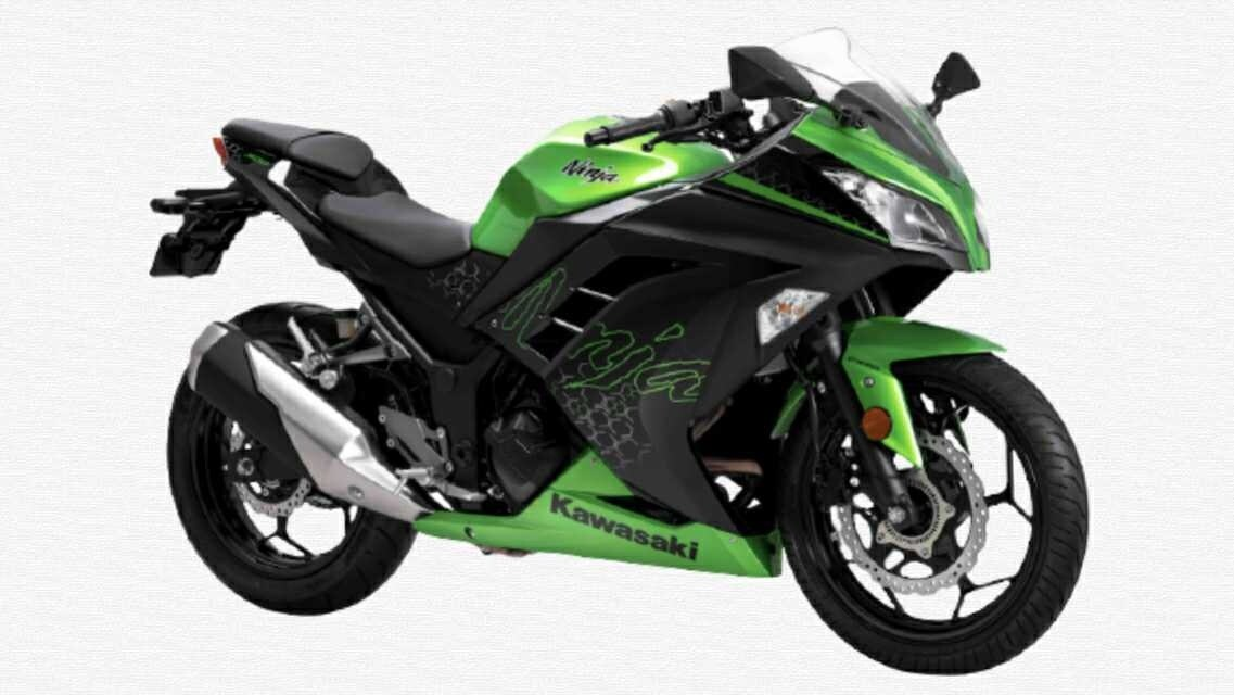 Kawasaki Ninja 300 returns in BS6 form, launched in India at Rs 3.18 lakh- Technology News, FP