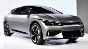 Kia EV6 GT electric crossover packs 585 hp, 0-100 kph time of 3.5 seconds and 260 kph top speed- Technology News, FP