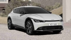 Kia EV6 is the brand's first dedicated all-electric vehicle, previewed ahead of world premiere- Technology News, FP