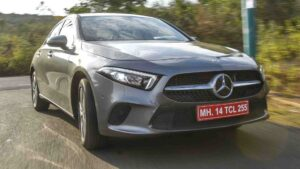 Mercedes-Benz A-Class Limousine India review- Technology News, FP