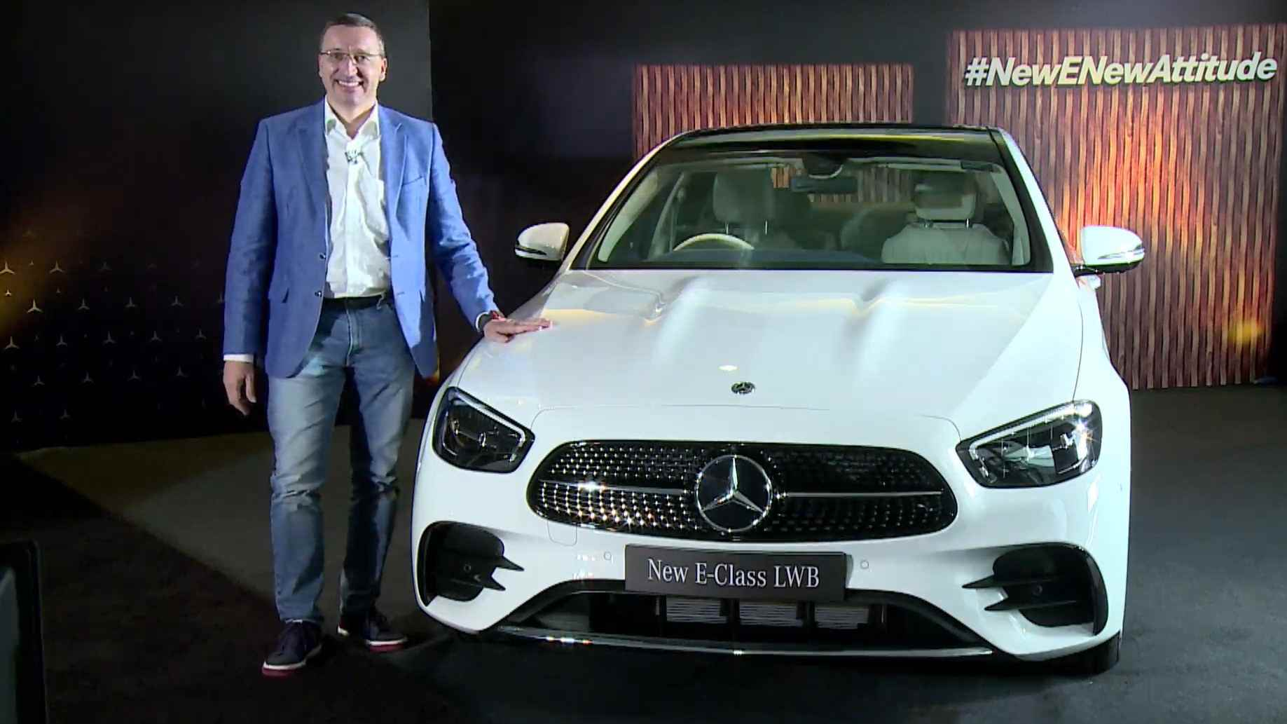 Mercedes-Benz E-Class facelift launched in India, prices range from Rs 63.60-80.90 lakh- Technology News, FP