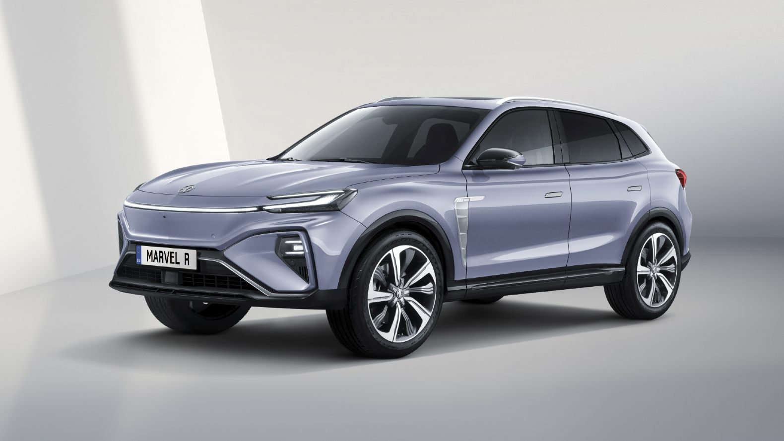 MG Marvel R electric SUV revealed as the successor to the Marvel X- Technology News, FP