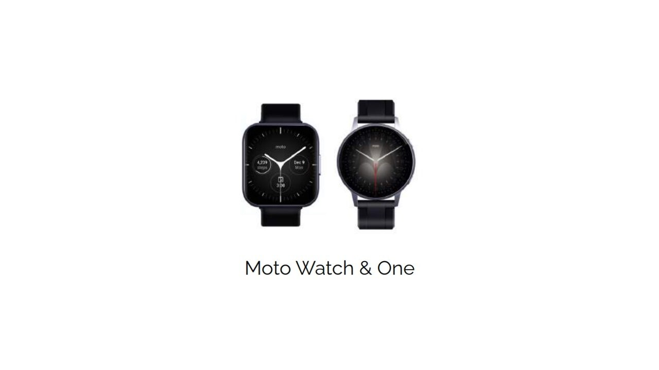 Motorola might launch Moto Watch One, Moto Watch, Moto G smartwatches this year- Technology News, FP