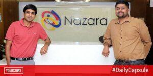 Nazara makes stellar debut on the stock markets