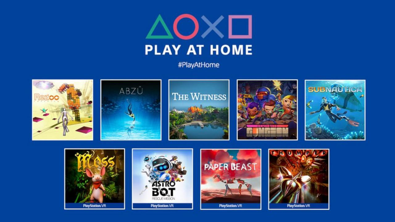 Enter the Gungeon, Rez Infinite, Subnautica and more PS4, PS5 games available for free- Technology News, FP