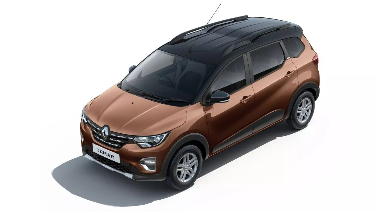 Updated Renault Triber launched at Rs 5.30 lakh, gains new paint options and more features- Technology News, FP