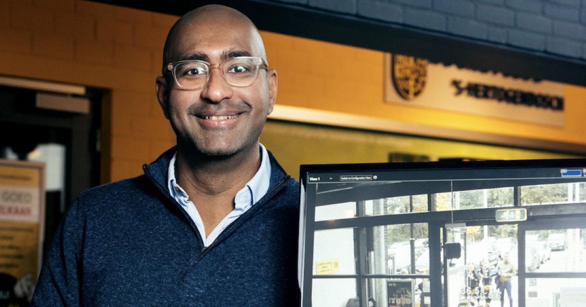 Eagle Eye Networks' Rishi Lodhia looks for fast growth