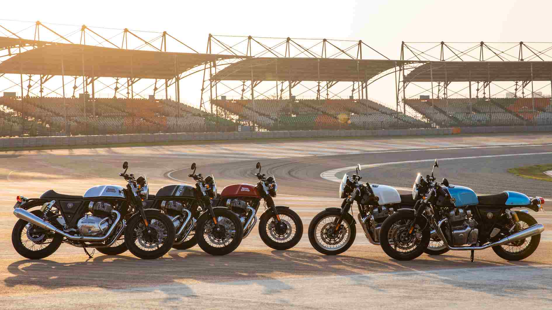 Royal Enfield Interceptor 650, Continental GT 650 get new paint options for 2021- Technology News, FP