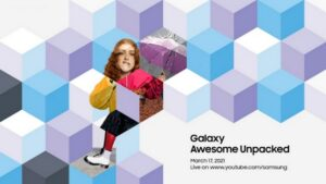 Samsung announces Galaxy Awesome Unpacked event for 17 March; expected to launch Galaxy A52 and Galaxy A72- Technology News, FP
