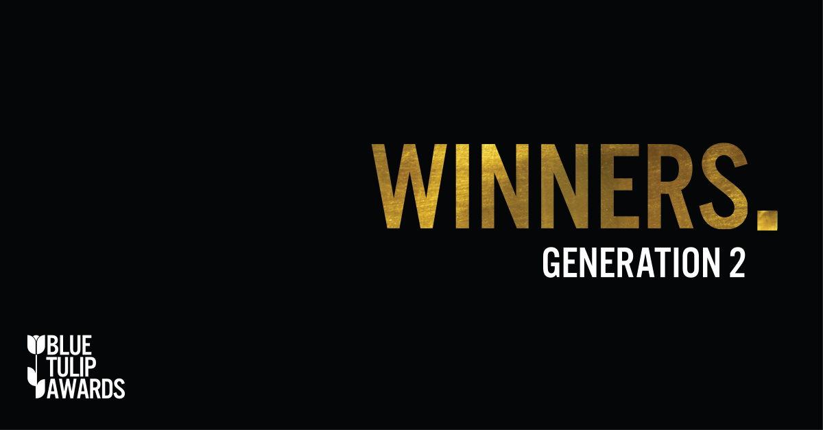 MEZT and Skilllab win Blue Tulip Awards Generation 2