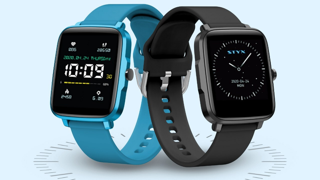 Styx Neo smartwatch with BP monitor, 15 day battery life launched at Rs 4,999- Technology News, FP